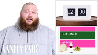 Everything Action Bronson Does In a Day | Vanity Fair