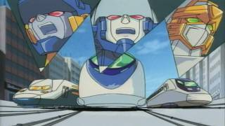 Robots In Disguise - 30 - Koji Gets His Wish 2/3 HD