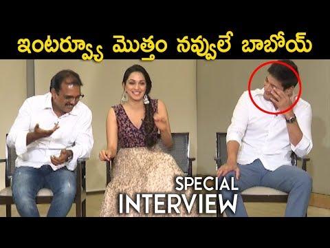 Xxx Mp4 Bharath Ane Nenu Team Interview 2018 Maheshbabu Kiara Advani Koratala Shiva 3gp Sex