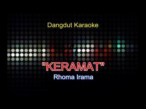 Download Lagu Keramat (Rhoma Irama) | Dangdut Karaoke Tanpa Vokal MP3