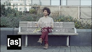 """Thought Diary """"Benches"""" 