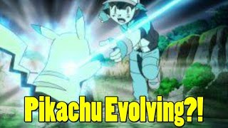 Pokemon Theory: Ash and Pikachu's Evolution?