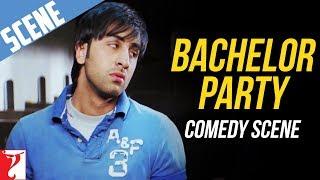Comedy Scene - Bachelor Party | Bachna Ae Haseeno | Ranbir Kapoor | Deepika Padukone