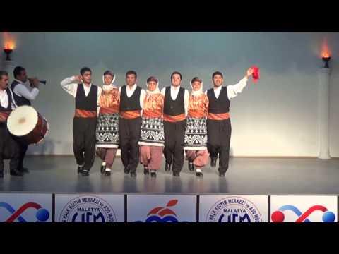 malatya Halk Oyunları YENİ 2