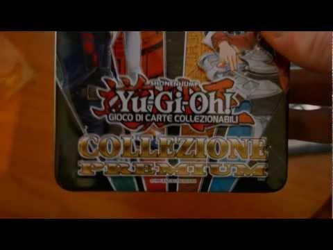 Yu Gi Oh Tin da Collezione Premium Unboxing ITA by federik9621