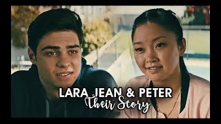 Peter K + Lara Jean   Their Story [To All The Boys I