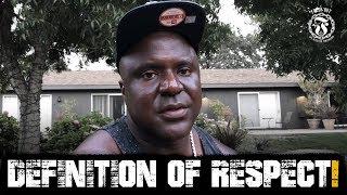 Definition of Respect - Prison Talk 17.2