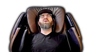 Unboxing The $5000 Massage Chair...