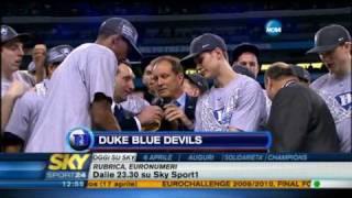 Duke-Butler NCAA final 2010