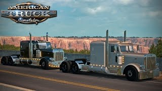 American Truck Sim Multiplayer - Grand Canyon (Feat. TheNorthernAlex)