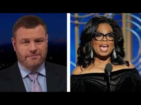 Steyn Oprah was the least idiotic person at Golden Globes