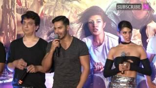 Dhishoom Movie Trailer Launch | John Abraham | Varun Dhawan | Jacqueline Fernandez | Part 3