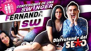 Fernanda SW sin C*NSURA. Pasión por el chiquito | Entrevista Poller©
