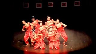 Ang lagaa De | Hey Ganaraya  - Classical Contemporary dance