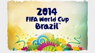 جميع أهداف كأس العالم 2014