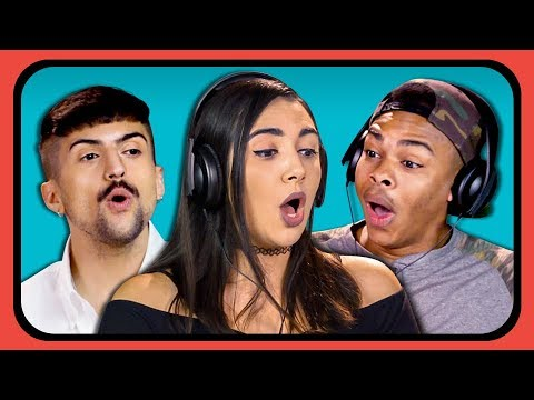 YOUTUBERS REACT TO 10 1 MOST VIEWED YOUTUBE VIDEOS