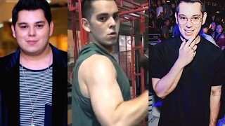 Look: Raymond Gutierrez from Obese to Borta Hunk in just 1 month