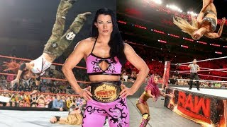 Top 10 WWE Womens/Divas Championship Matches on RAW