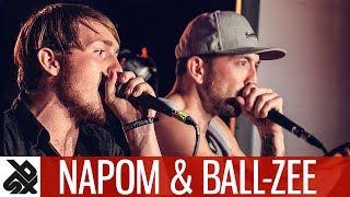 NaPoM & BALL-ZEE   Fantasy Jam   World Beatbox Camp