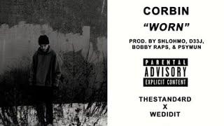 spooky black / corbin - worn