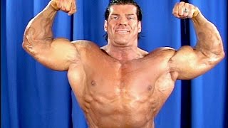 Rich Piana never does a front double bicep - WHY?