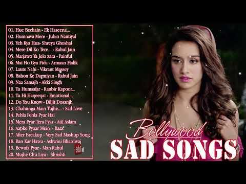 TOP 40 HEART BOLLYWOOD HINDI SONGS 💔 New Hindi Song 2018 💔 Indian Songs