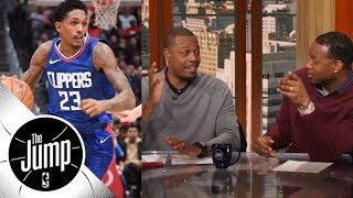Tracy McGrady and Paul Pierce disagree over Lou Williams' All-Star consideration | The Jump | ESPN