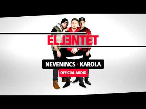 Xxx Mp4 Nevenincs X Karola Ellentét Official Audio 3gp Sex