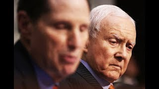 Orrin Hatch Gets MAD When You Call Him On His Bullsh*t