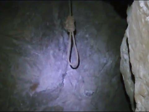 Black Widow Mine Exploration: Ghost Caught on Tape?