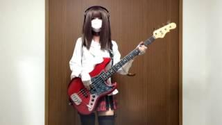 [はるちん]PUNCH☆MIND☆HAPPINESS(Anne-Happy OP)ベース弾いてみた-Bass cover[haruchin]【HD】