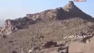 الجيش اليمني يسيطر على اخر موقع يطل على نجران