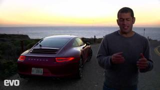 2012 Porsche 991 Chris Harris Full Review- evo exclusive