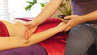 Carpal Tunnel Syndrome Pain Relief Massage Therapy Techniques w/ Robert Gardner LMT