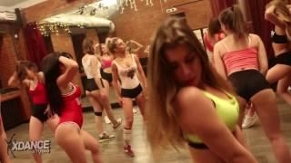 Twerk choreography by EVGENYA VOLKOVA