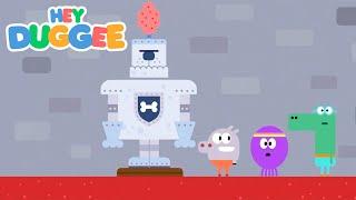 The Castle Badge -  Hey Duggee Series 1 - Hey Duggee