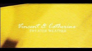 ღ Vincent & Catherine // Sweater Weather