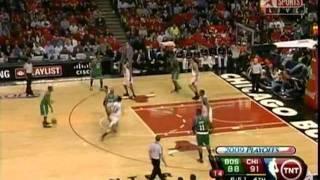 Ray Allen - 51 points - Playoffs 2009