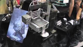 HOT TOYS ROBOCOP DIECAST, ED-209, MECHANICAL CHAIR, CELTIC PREADATOR, SCAR PREDATOR