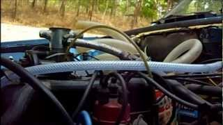 Car running on ultrasonic gasoline mist (2 of 5)