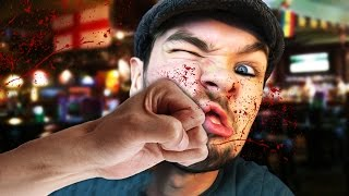 LET THE BODIES HIT THE FLOOR | Paint The Town Red #1