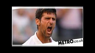 Novak Djokovic blasts Wimbledon crowd after being booed during Kyle Edmund win