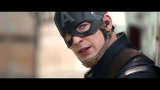 Captain America Civil War: Airport Battle  fight scene