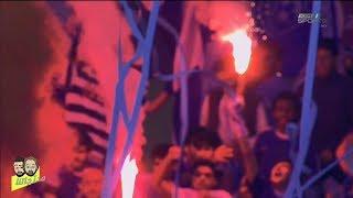 #مدرجاتنا : أصداء مباراة #أحد و #الهلال