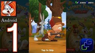 Looney Tunes Dash Android Walkthrough - Gameplay Part 1 - Episode 1: Wabbit Season