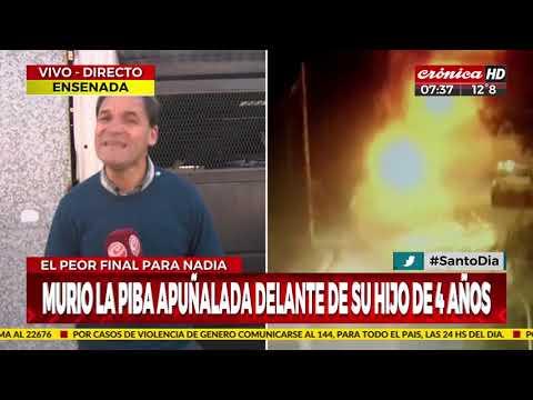 Xxx Mp4 Murió Nadia La Piba Apuñalada Delante De Su Hijo De Cuatro Años 3gp Sex