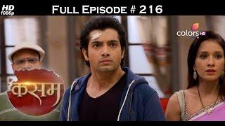 Kasam - 2nd January 2017 - कसम - Full Episode (HD)