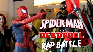 Spider-Man vs Deadpool - Rap Battle