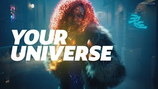 DC UNIVERSE   The Ultimate DC Membership   Your Universe