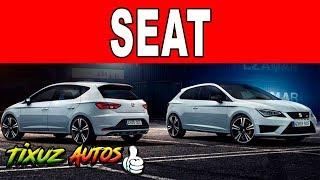 Seat: Marca X Marca. | Tixuz Autos.